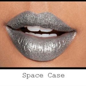 Smashbox lipstick space metal